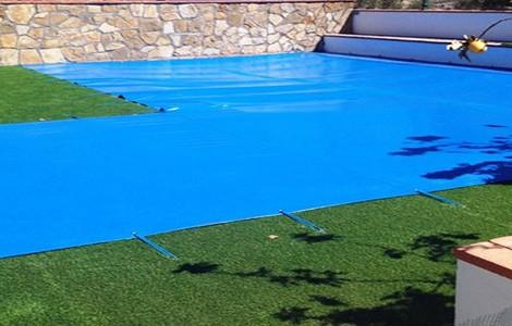 Cobertores termicos y de seguridad para piscinas en granada for Piscina 02 granada