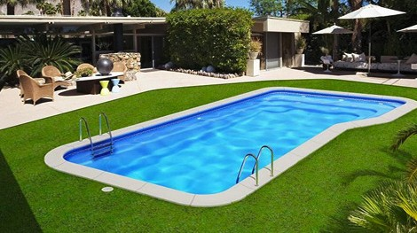 piscinas prefabricadas poliester o fibra de vidrio granada