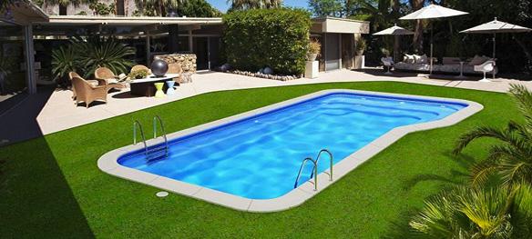 piscinas de poli ster o fibra de vidrio prefabricada en ja n
