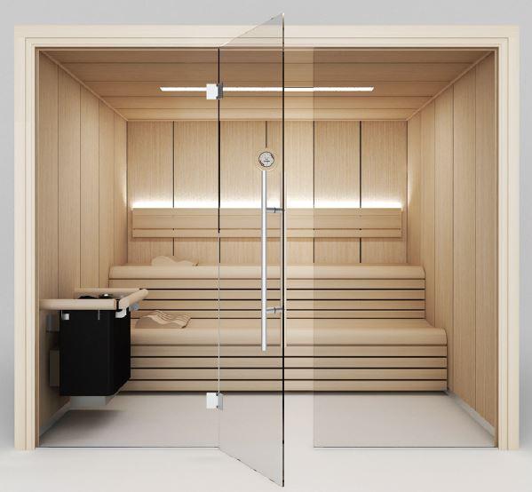 fabricación e instalación de saunas y baños turcos en Granada